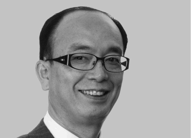 Dr Jiro Abe portrait
